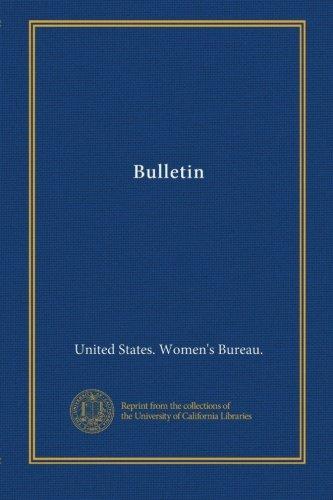 Bulletin (no.122) PDF