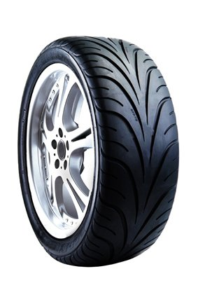 Federal 595 Rs R Racing Performance Radial Tire   235 45R17 94W
