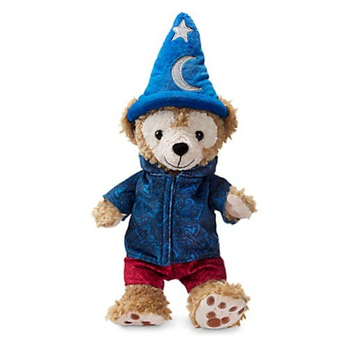 [Duffy the Disney Bear Plush - Sorcerer's Apprentice 2016 - 12''] (Sorcerer Apprentice Costume)