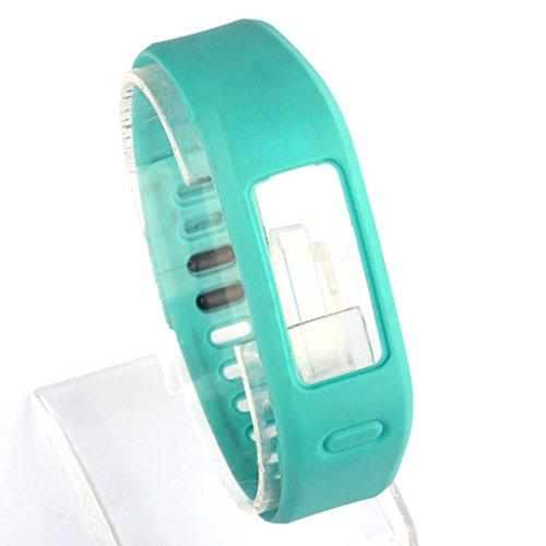 For Garmin vivofit Strap Band, Fulltime(TM) Small Replacement TPU Wrist...
