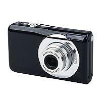 YSANY K11 2.7 Inch TFT 5X Optical Zoom 16MP 1280x720 HD camcoder Digital Video Camera--Black from YSANY