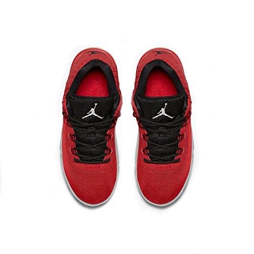 Nike 844704-600, Zapatos de Primeros Pasos Bebé-Niño, Rojo (Gym Red / Wolf Grey / Black), 28.5 EU