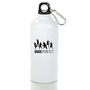 Dude Perfect Cool Aluminum Sports Water Bottle - 400/500/600ML 500ml