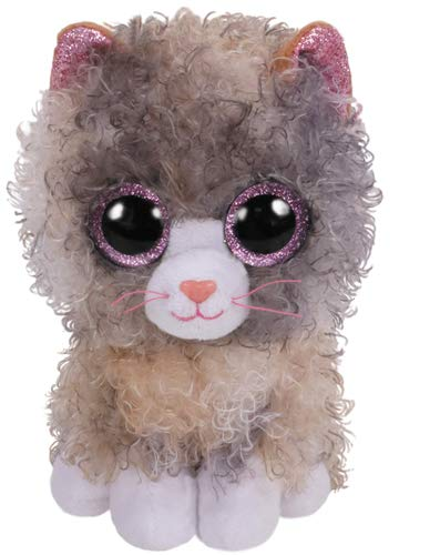 Ty - Beanie Boos - Scrappy Curly Hair Cat -