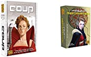 Indie Boards and Cards Coup (The Dystopian Universe) & Coup Reformation (an Expans