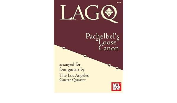 PACHELBELS LOOSE CANON. Partituras para Guitarra, Acorde de ...
