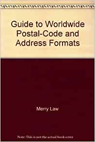 how to get a postal code from an address