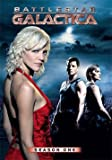 BATTLESTAR GALACTICA Season 1 DVD Set (5 Disc - 2004)