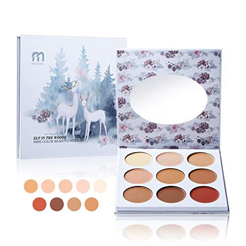 CCbeauty Cream Foundation Concealer Blemish Contour Palette