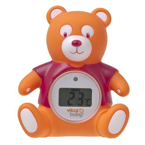 Vital Baby Nurture Digital Bath and Room Thermometer by Vital Baby?