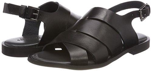 Para Biz Con Black Shoe Negro Pulsera Hester Classic florida Sandalia Mujer qUBwXxd4