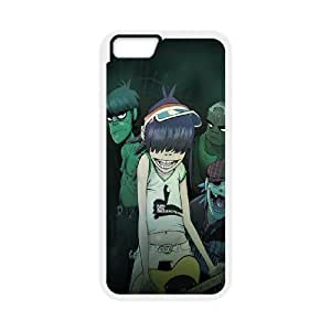 Generic Case Gorillaz Band For iPhone 6 4.7 Inch Z7AS118342