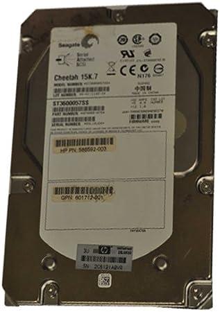 516810-003-Sc Hewlett-Packard 600Gb 15000Rpm 6Gbps Lff Sas Sc Hard Dr