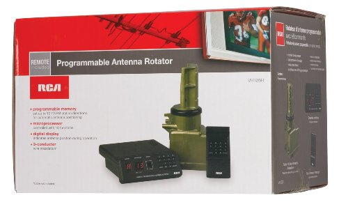 RCA VH126R Antenna Auto Rotator with (Remote Antenna Rotator)