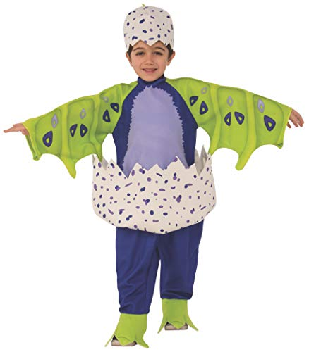 Rubie's 640402 Hatchimals Just-Hatched Child's Costume, Draggles, Small -