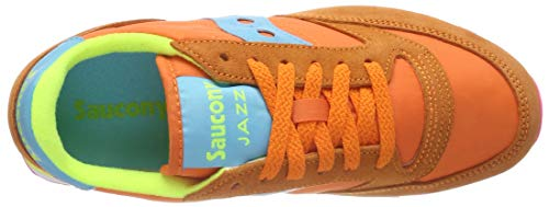 Donna Jazz Original Saucony Orange orange Sneaker xa8t7SqwS