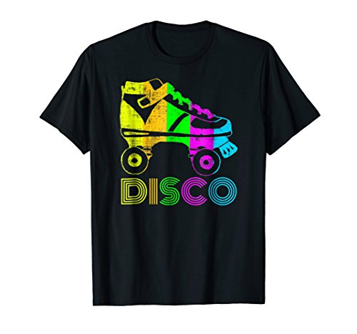Roller Disco T-Shirt | 70s Themed Costume