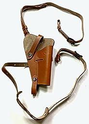 WWII US .45 Pistol M7 Shoulder Holster:Brown
