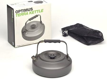 NEUF Optimus Terra Xpress He Marmite Casserole Marmite camping Autocuiseur