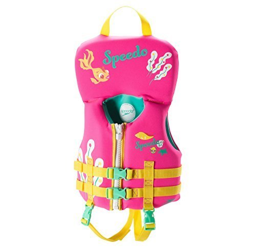 - Speedo Infant Neoprene Lifevest - One size up to 30lbs