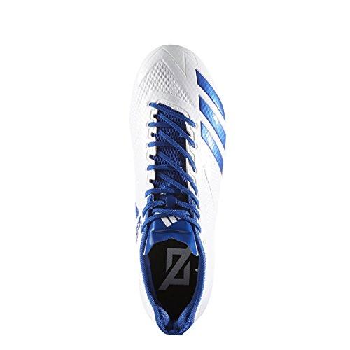 Adidas Adizero 5star 6.0 Crampon Mens Le Football Royal Blanc Collégiale