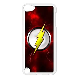 iPod Touch 5 Case White The Flash iath