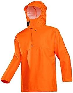 Sioen SIOEN2457x L Lorient Hi-Vis giacca e cappuccio regolabile, taglia XL, colore: arancione