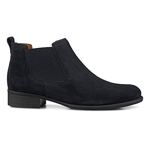 Gabor Ankle Boot Zodiac 91.640 Bleu (Pazifik 16)