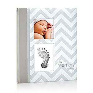 Pearhead First 5 Years-Baby Memory Book
