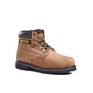 GW Men's 1606ST Steel Toe Work Boots