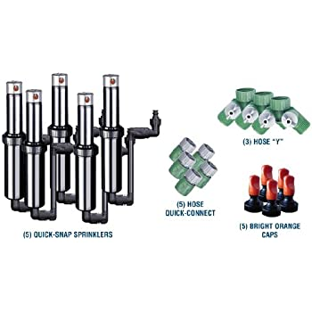 Compare with similar items  sc 1 st  Amazon.com & Amazon.com : Quick-Snap QSK-74 In-Ground 5-Inch Pop-Up Adjustable ...