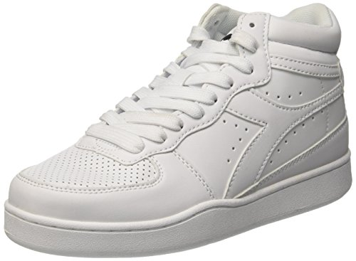 Altas Playground Bianco Diadora Adulto 20006 High Unisex Zapatillas Blanco PtFSq