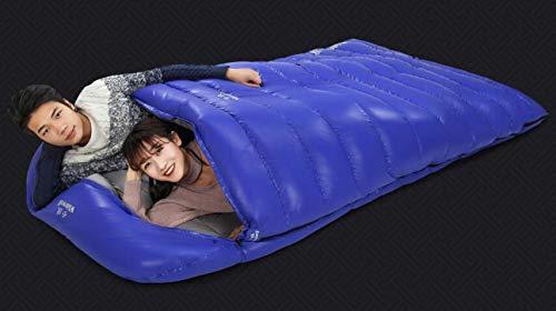 JBHURF Winter Daunenschlafsack Outdoor Camping Tragbarer Schlafsack Geeignet für Wandern Wandern Wandern (Kapazität   0.8kg, Farbe   rot) B07KJDYZMN Schlafscke Schöne Kunst 9e887c
