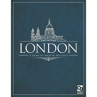 London: Second Edition: Wallace, Martin, Sobiecki, Przemyslaw, Borek, Natalia, Atkinson, Mike: Toys & Games
