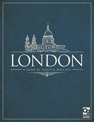 Osprey 62066 London Strategy Game
