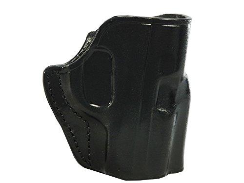 Galco SG456B Stinger Belt Holster - Galco Revolver Holsters