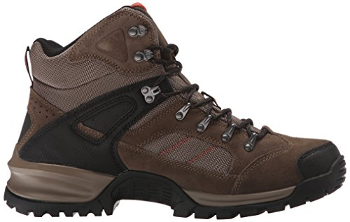 Brown Smokey Mount Red Hi Rock Hiking Boot Tec Diablo Men's pqEEwRY0