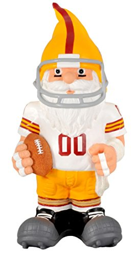 Washington Redskins Garden (FOCO Washington Redskins Throwback Uniform Gnome)