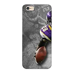 Marvelouscases Faddish Phone Adrian Peterson Nfl Player Case For Iphone 6 Plus / Perfect Case Cover