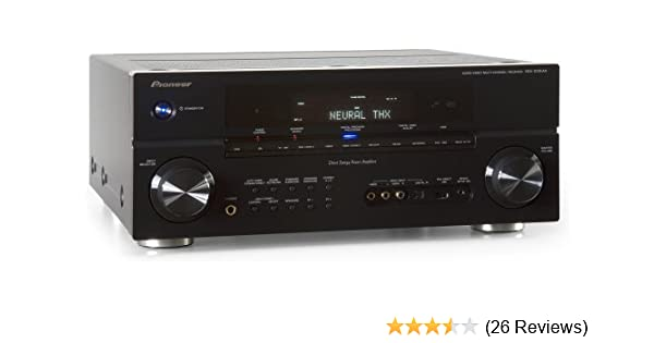 Amazon.com: Pioneer VSX-1018AH 7.1-Channel A/V Receiver (Discontinued by Manufacturer): Home Audio & Theater