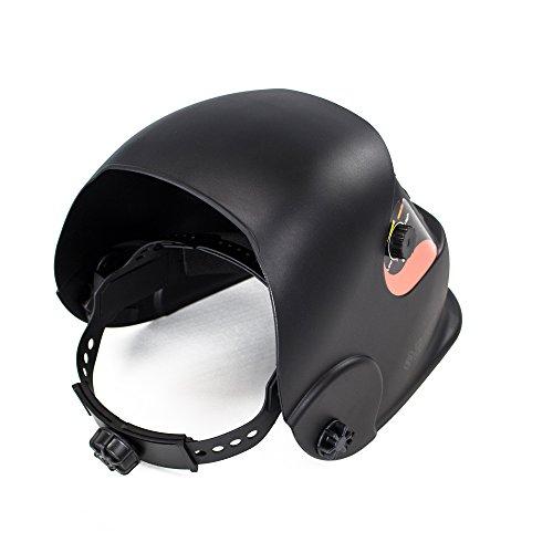 AWM WH01B rhöna casco con visera casco de soldadura gafas solar: Amazon.es: Industria, empresas y ciencia