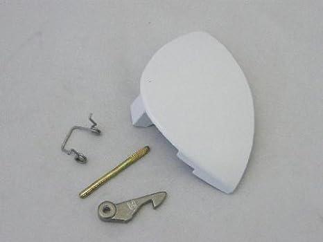 Homespare - Mango para puerta de lavadoras Indesit W101UK/A ...