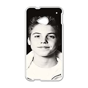 Happy Handsome Boy Fahionable And Popular Back Case Cover For HTC One M7