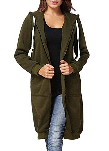 Knee Length Jacket - 6