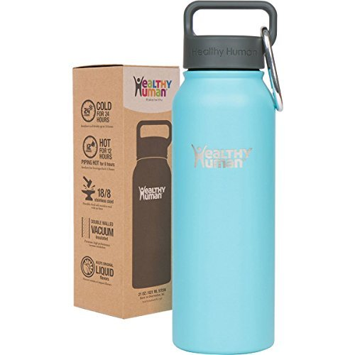 Top 10 Best Stainless Steel Water Bottle Reviews in 2020 5