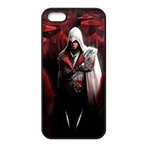 iPhone 5,5S Phone Case Assassin's Creed 18C03810