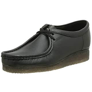 Clarks Originals Men's Wallabee Oxford, Old Black Leather, 8 M (B0007MFZ4M) | Amazon price tracker / tracking, Amazon price history charts, Amazon price watches, Amazon price drop alerts