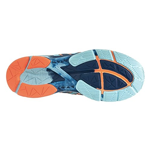 Asics Noosa Tri 10, Scarpe da Corsa Uomo Blu Blue