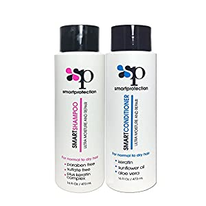 12. Smart Protection - Shampoo and Conditioner Sulfate and Salt-Free 16 fl. oz