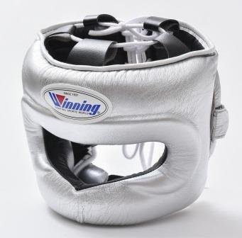 Winning Headgear Fg5000 (Silver, Medium)